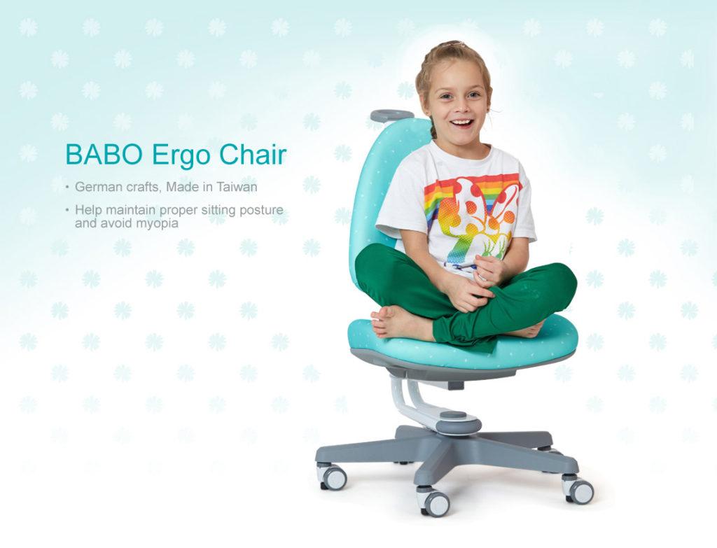 BABO Kid2Youth Kids Study Chair Malaysia