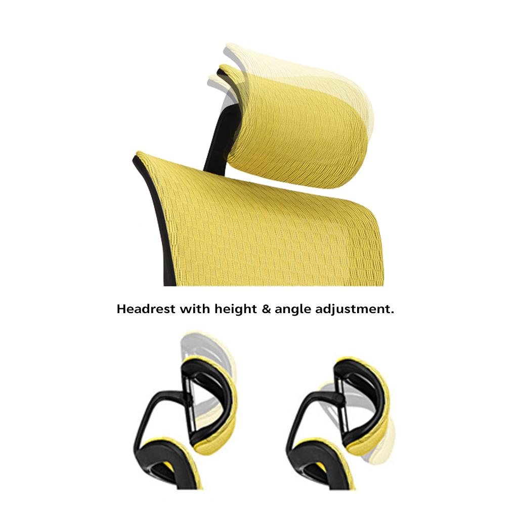 Sail Basic Ergonomic Chair