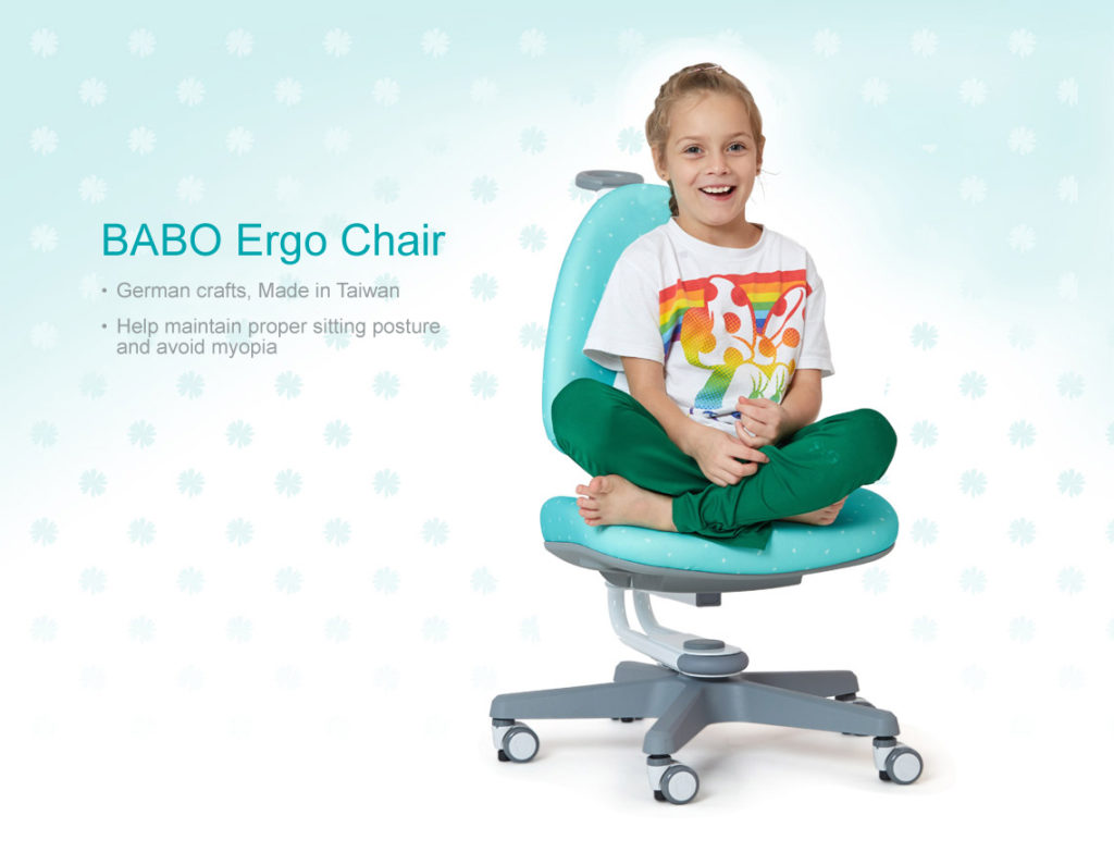 BABO Kid2Youth Kids Study Chair Malaysia