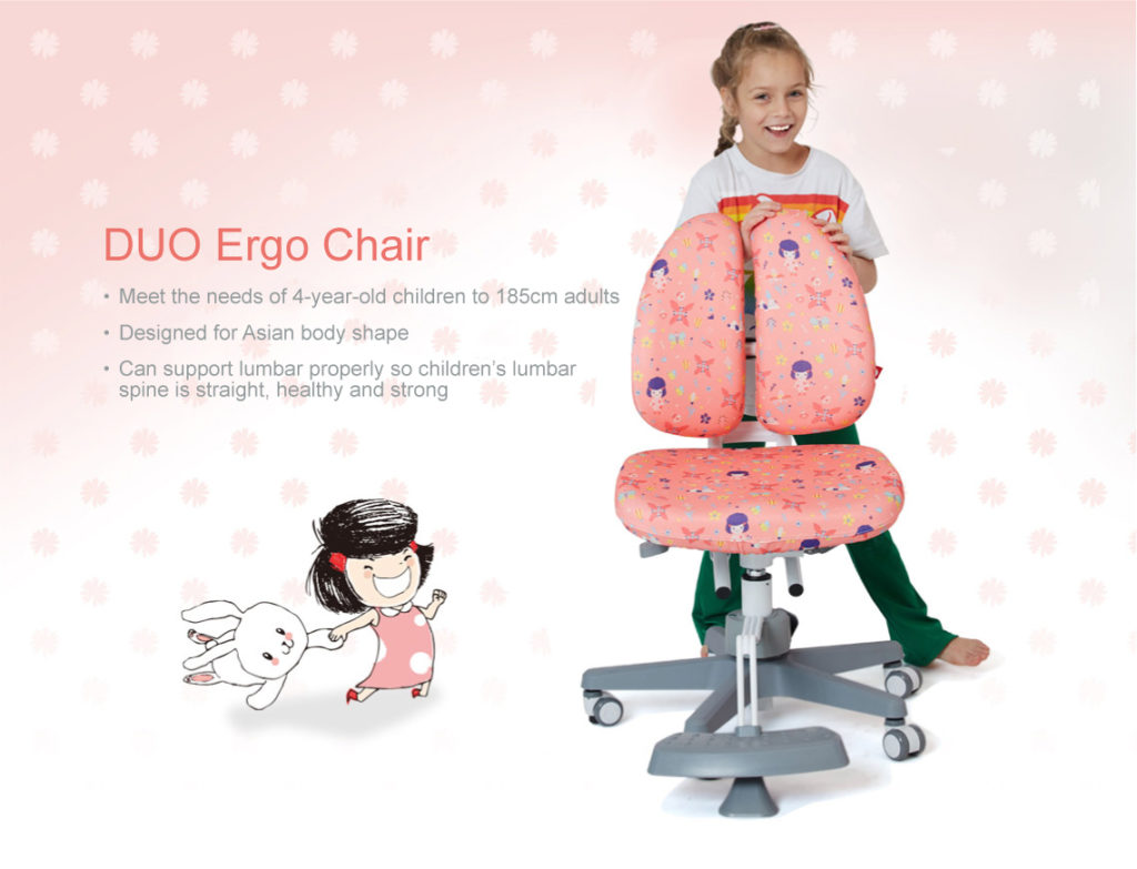 DUO Kid2Youth Child Study Chair Malaysia