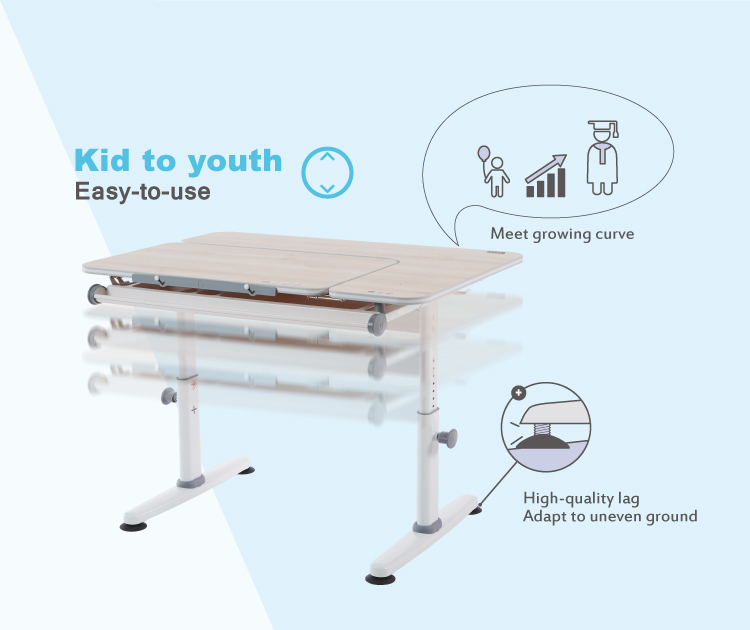 M6+XS Kid2Youth Kids Study Table Malaysia