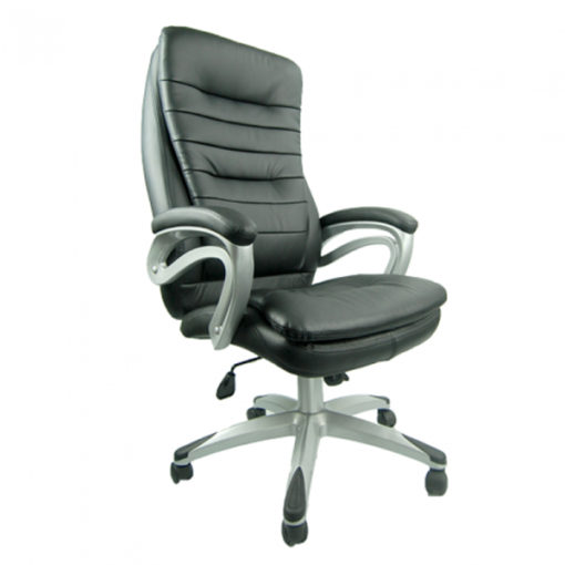 Roswell High Back Leather Chair Malaysia