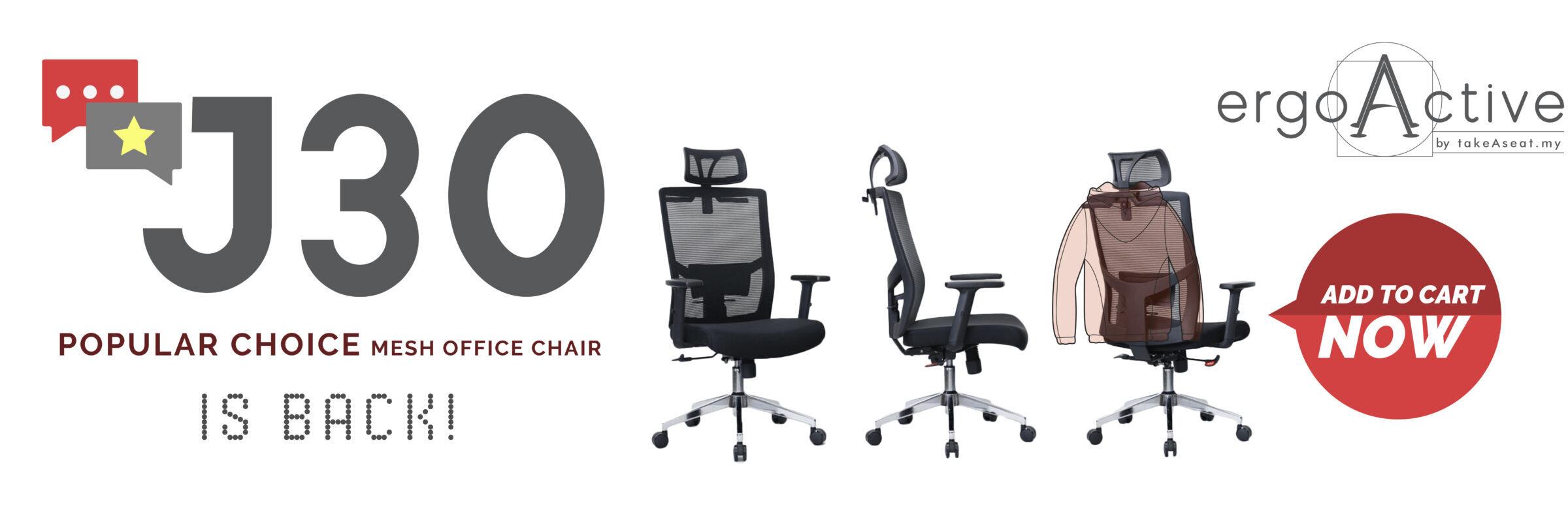 Ergonomic Office Furniture Malaysia