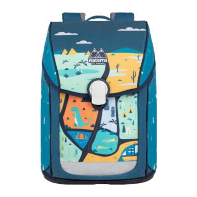 Materns M0228 Map School Bag