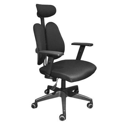 Pride Dual Back Chair